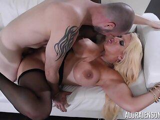 lustful Alura Jenson hardcore porn video