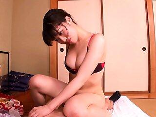 Uncensored Japanese Erotic Good-luck piece Lovemaking Lingerie Skirt Pt 5