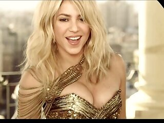 Shakira photoshoot compilation