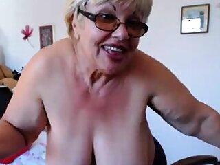 Fine granny tits