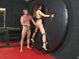 Perfect anal disposition in scenes be advisable for BDSM fetish XXX