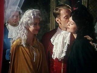 Hot costumed retro porn movie makes me cum