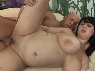 Hot n sexy BBWs rate their buxom pussies object fucked by thick plus stiff dicks