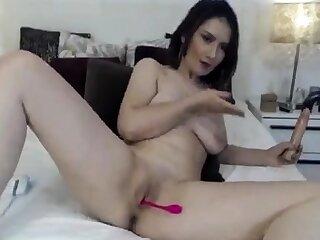Leann amateur beautiful murk with heavy boobs